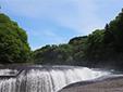 吹割の滝゙