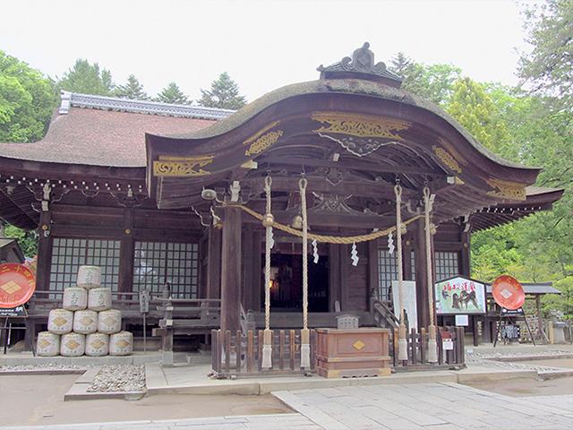 武田 神社 ご利益