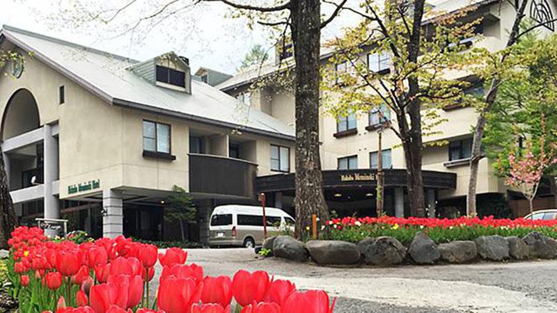 記事89 白馬樅の木ホテル