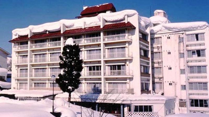 赤倉ホテル本館