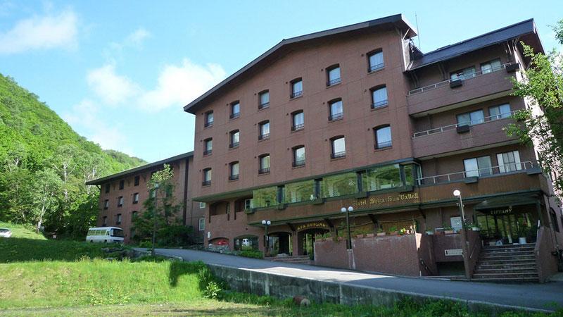 記事87 幕岩温泉 ホテル志賀サンバレー