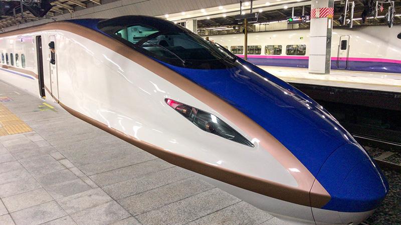 新幹線 イメージ